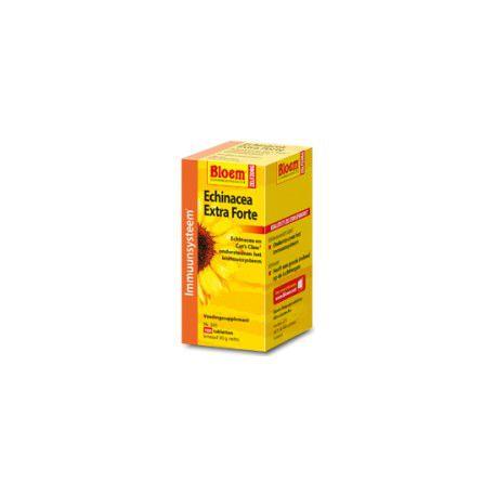 Echinacea Extra Forte tabletten Bloem