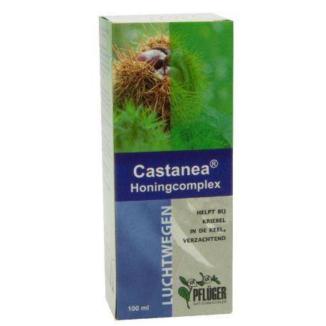 Castanea honingcomplex Pflüger