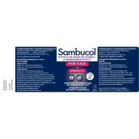 Sambucol For Kids  Siroop