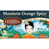 Mandarin Orange Spice Kruiden Thee Celestial Seasonings