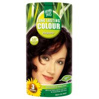 Burgundy 3.67  Long Lasting Colour Henna Plus