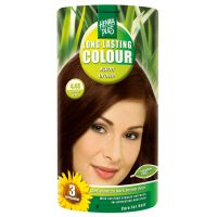 Warm brown 4.45  Long Lasting Colour Henna Plus