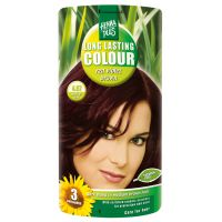 Red violet brown 4.67  Long Lasting Colour Henna Plus