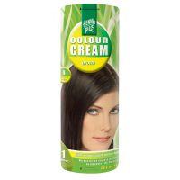 Brown 4  Colour Cream Henna Plus
