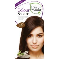 Mocha brown 4.03 Colour & Care Hairwonder