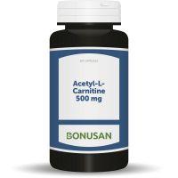 Acetyl-L-Carnitine 500 mg Bonusan