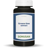 Groene thee extract Bonusan