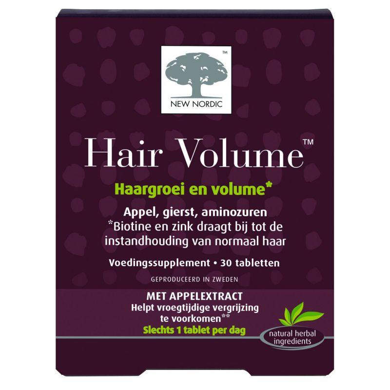 ... > Voedingssupplementen > New Nordic > Hair Volume New Nordic