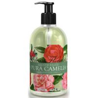 Handzeep Camelia Italian Flowers