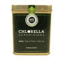Chlorella Sorokiniana