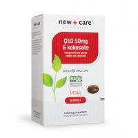 Q10 50 mg & Kokosolie New Care