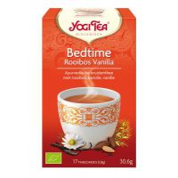 Bedtime Rooibos Vanilla Yogi Tea