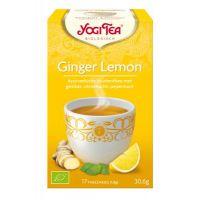 Ginger Lemon Yogi Tea