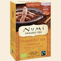 Turmeric Tea Amber Sun Numi