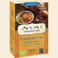 Turmeric Tea Golden Tonic Numi