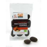 Bio Amandelen Raw Choco Snack Mattisson