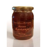 Rauwe Tamme Kastanje Wild Raw Honey