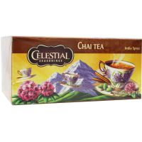 Chai tea Indian spice Celestial Seasonings