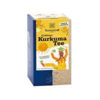Gouden kurkuma thee bio Sonnentor