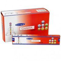 Chakra wierook Satya
