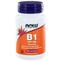 B1 100 mg NOW
