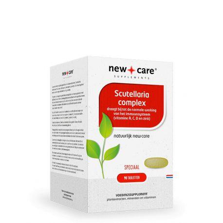 Scutellaria complex New Care
