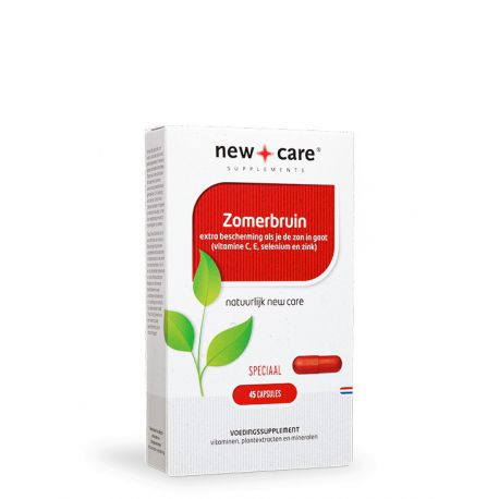 Zomerbruin New Care