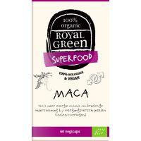 Maca Royal Green