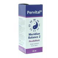 Meridian balance 2 flexibiliteit Pervital