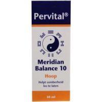 Meridian balance 10 hoop Pervital