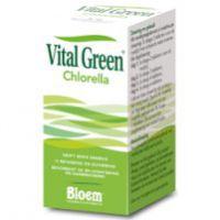Vital Green Chlorella Bloem
