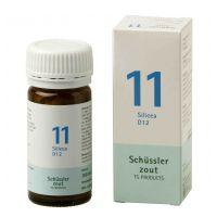 Nr. 11 Silicea D12 Schüsslerzout Pfüger