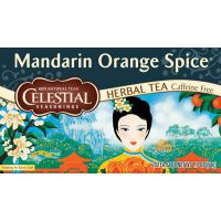 Mandarin Orange Spice Kruiden Thee Celestial Seasonings