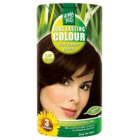 Dark copper brown 3.44  Long Lasting Colour Henna Plus