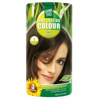 Light brown 5  Long Lasting Colour Henna Plus