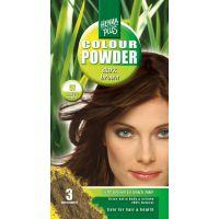 Dark brown 57  Colour Powder Henna Plus