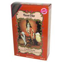 Kastanje / Chatain Henna Poeder Spiritual Sky Henne Color