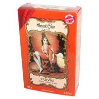 Koper Rood / Cuivre Henna Poeder Spiritual Sky Henne Color