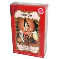 Mahonie Rood / Acajou Henna Poeder Spiritual Sky Henne Color