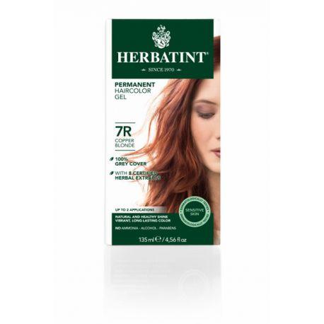 7R Koperblond Haarverf Herbatint