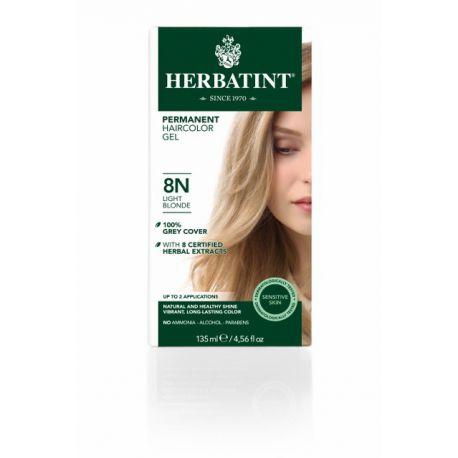 8N Lichtblond Haarverf Herbatint
