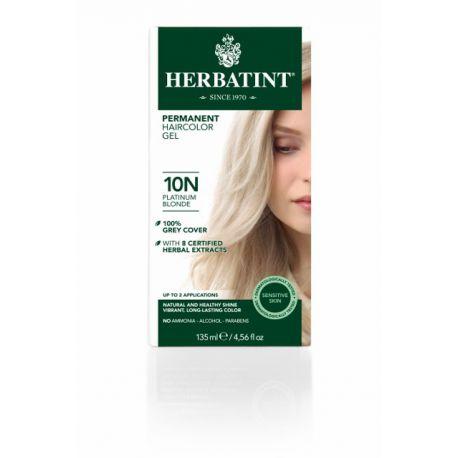 10N Platinum Blond Haarverf Herbatint