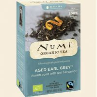Aged Earl Grey Bergamot Black Numi