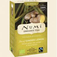 Decaf Ginger Lemon Numi