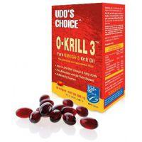 O - Krill 3 pure omega 3 olie Udo's Choice