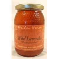 Wild Lavender Wild about Honey