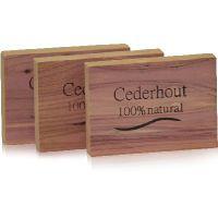 Cederhout Ladeblokje