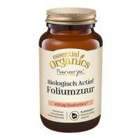 Biologisch Actief Foliumzuur Puur voor Jou Essential Organics