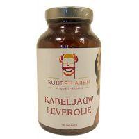 Kabeljauw  Levertraan (Cod Liver oil) de Rode Pilaren
