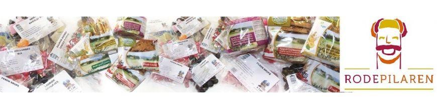 Snoep zonder Suiker Rode Pilaren